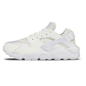 Nike WMNS Air Huarache Run Damen Sneaker weiß 634835 108 – Bild 2