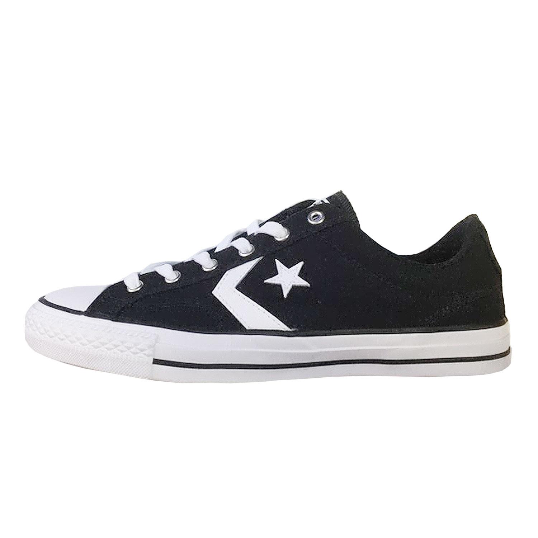 a439017391386d Converse Star Player OX Herren Sneaker schwarz weiß 161595C – Bild 2
