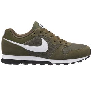 Nike MD Runner 2 Herren Retro Sneaker medium olive 749794 204 – Bild 1