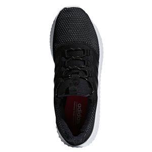 adidas neo Cloudfoam Ultimate Herren Sneaker schwarz weiß BB7310 – Bild 4