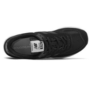 New Balance ML574ETA Herren Sneaker 657391-60 81 schwarz weiß – Bild 3