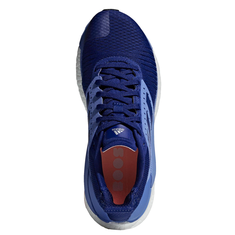adidas Solar Glide ST W Damen Running Schuh blau lila BB6614