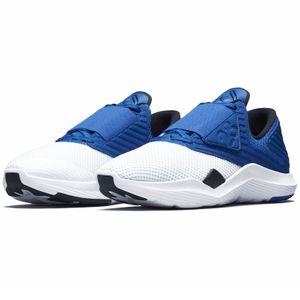Jordan Relentless Herren Sneaker weiß blau – Bild 3