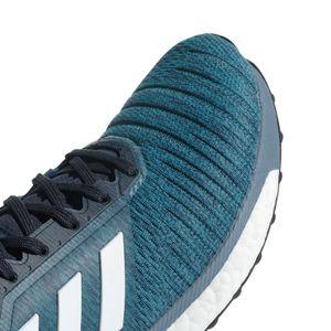 adidas Solar Glide M Herren Lauf Runningschuhe grau blau weiß AQ0332 – Bild 7
