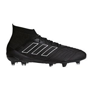 adidas Predator 18.1 FG Herren Fußballschuh schwarz weiß DB2038 – Bild 1