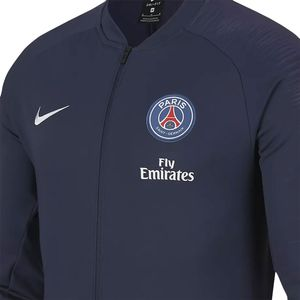 Nike Paris Saint-Germain Jacket Kinder blau 894414 411 – Bild 3