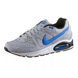 Nike Air Max Command Sneaker hellgrau blau – Bild 3
