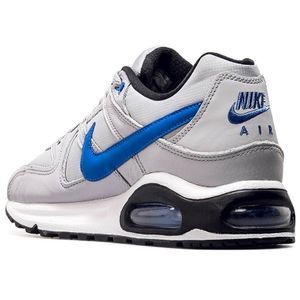Nike Air Max Command Sneaker hellgrau blau – Bild 5