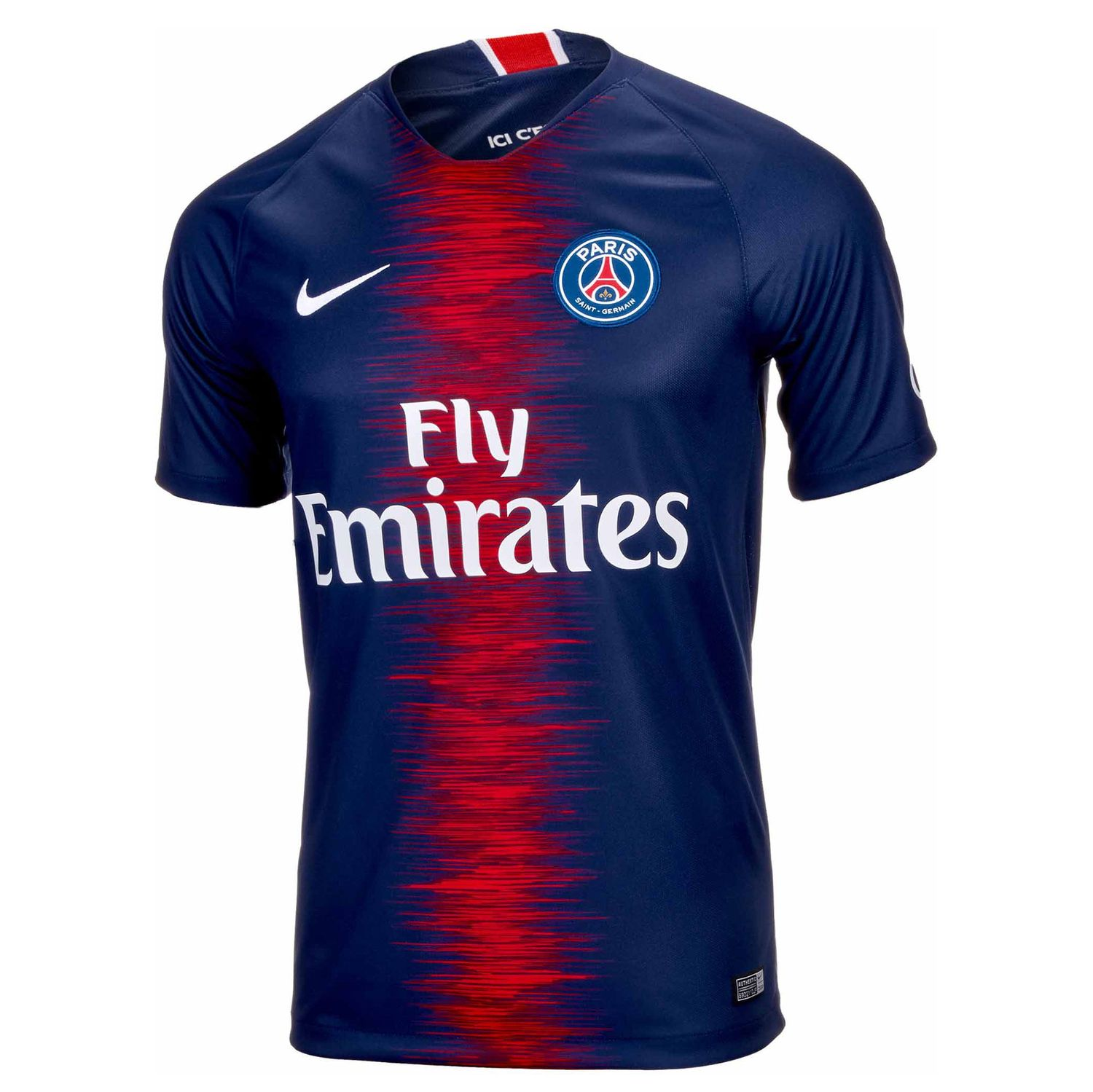 hot products exclusive range cheap Nike Men Paris Saint-Germain Trikot Herren blau rot 894432 411