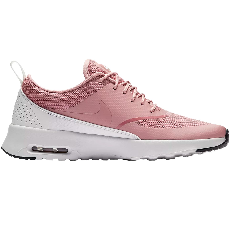 size 40 33d99 65724 Nike WMNS Air Max Thea Damen Sneaker pink weiß 599409 614