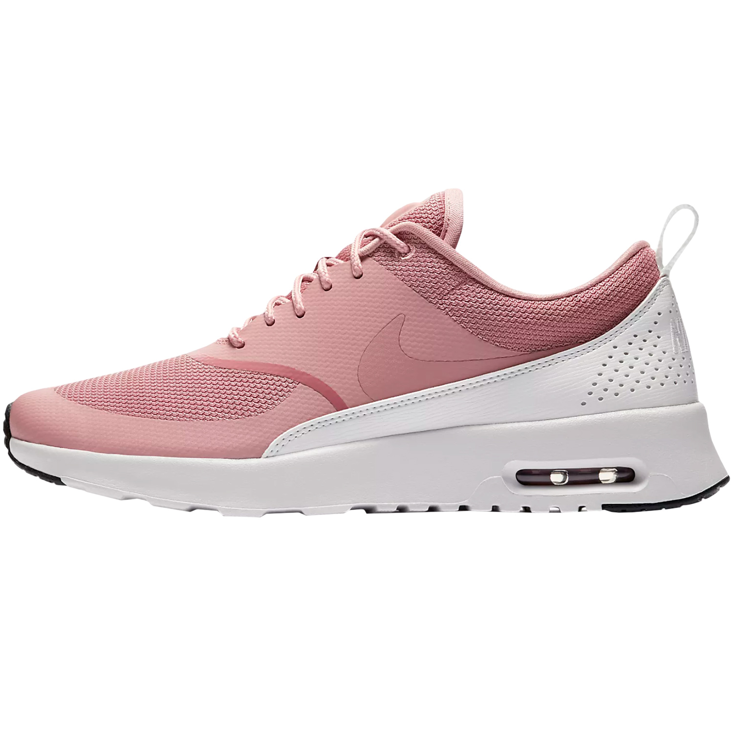 nike wmns air max thea damen sneaker pink wei 599409 614. Black Bedroom Furniture Sets. Home Design Ideas