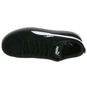 Puma Smash Platform SD Damen Sneaker schwarz weiß 366488 02 – Bild 3