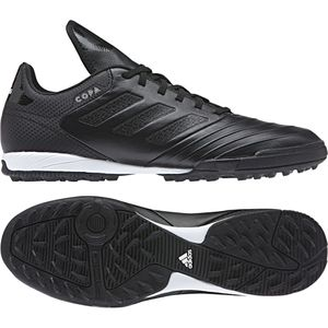 adidas Copa Tango 18.3 TF Herren Multinocken schwarz weiß DB2414 – Bild 2
