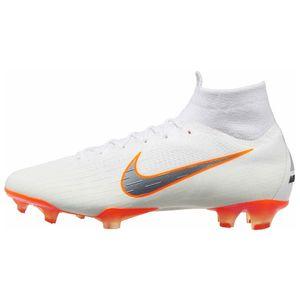 Nike Superfly 6 Elite FG Herren Fußballschuhe weiß grau AH7365 107 – Bild 2