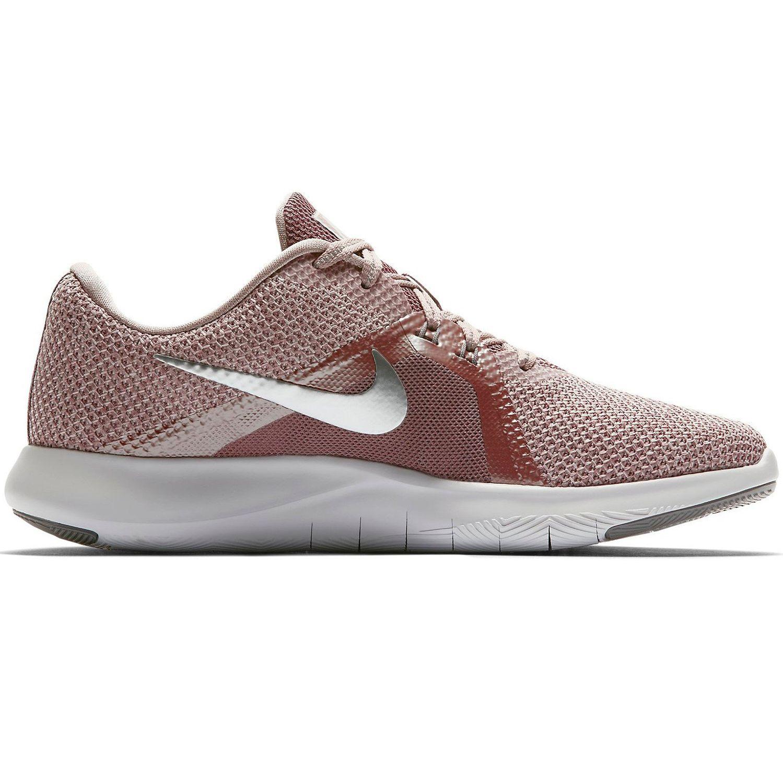 Nike W Flex Trainer 8 PRM Damen Running Sneaker smokey mauve 924340 200