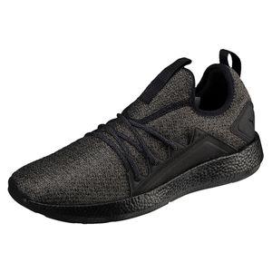 Puma NRGY Neko Knit Herren Sneaker grau schwarz 191093 06 – Bild 3