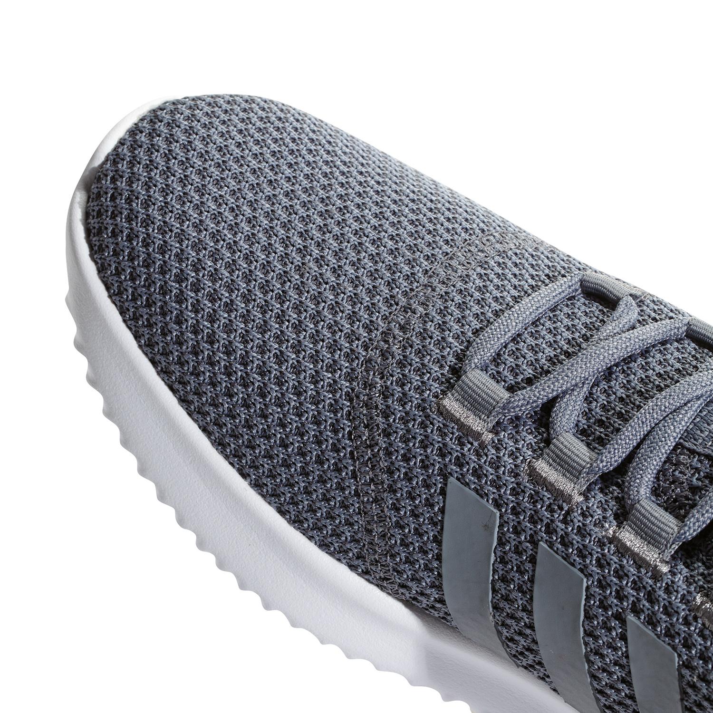 adidas neo Cloudfoam Ultimate Herren Sneaker grau weiß B43843