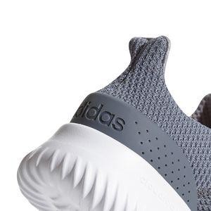 adidas neo Cloudfoam Ultimate Herren Sneaker grau weiß B43843 – Bild 3