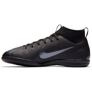Nike JR Superfly 6 Academy GS IC Kinder Hallenschuhe schwarz AH7343 001 – Bild 2
