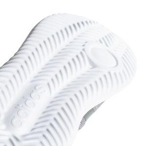 adidas neo Cloudfoam Ultimate BBall Herren Sneaker grau weiß B43877 – Bild 5