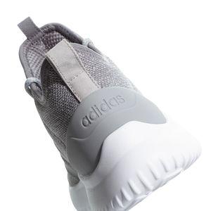 adidas neo Cloudfoam Ultimate BBall Herren Sneaker grau weiß B43877 – Bild 3