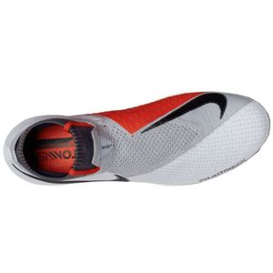 Nike Hypervenom Phantom VSN Elite DF FG Fußballschuhe grau rot AO3262 060 – Bild 3