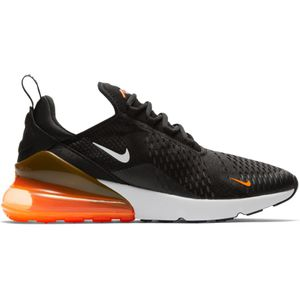 Nike Air Max 270 Herren Sneaker schwarz orange AH8050 014