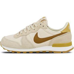 Nike WMNS Internationalist Damen Sneaker beige gold 828407 209 – Bild 2