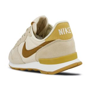 Nike WMNS Internationalist Damen Sneaker beige gold 828407 209 – Bild 4