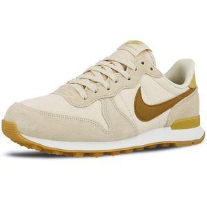 Nike WMNS Internationalist Damen Sneaker beige gold 828407 209 – Bild 3