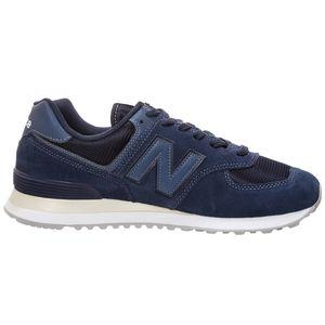 New Balance ML574ETB Herren Sneaker blau weiß 657391-60 10 – Bild 1
