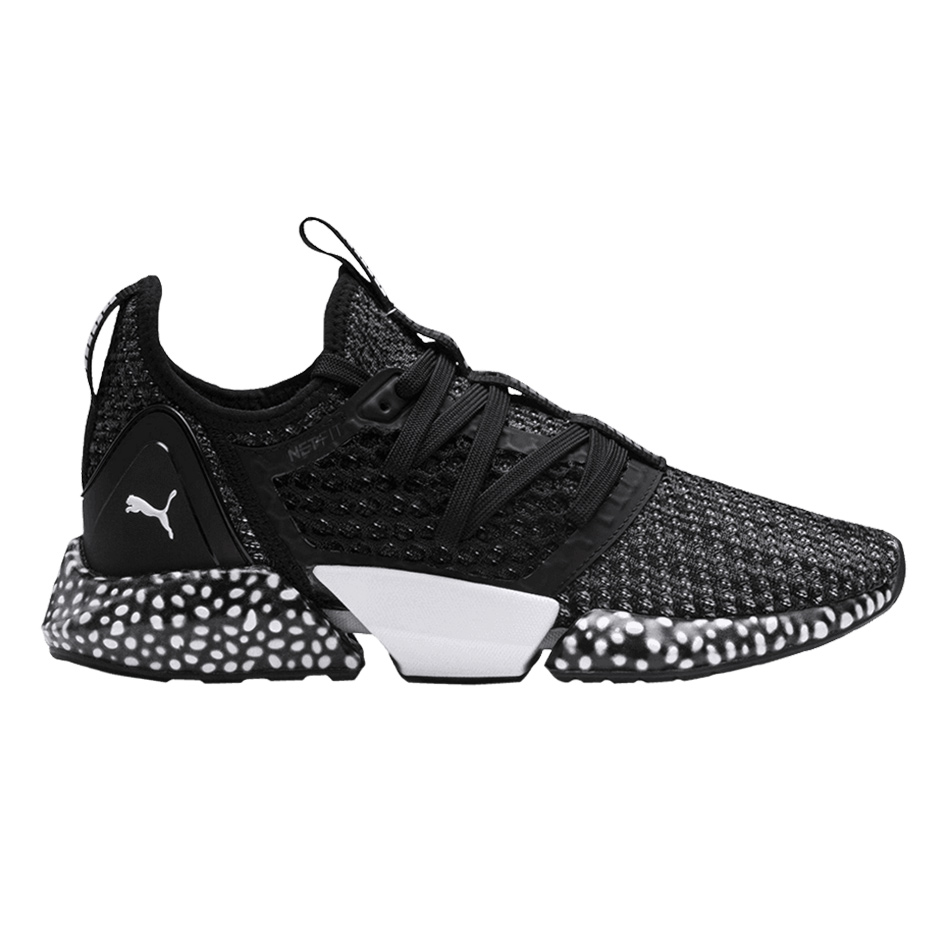 quality products reliable quality discount sale Puma Hybrid Rocket NETFIT Herren Sneaker schwarz grau 191624 01