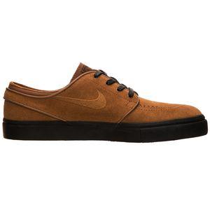 Nike Zoom Stefan Janoski Herren Sneaker braun schwarz 333824 218