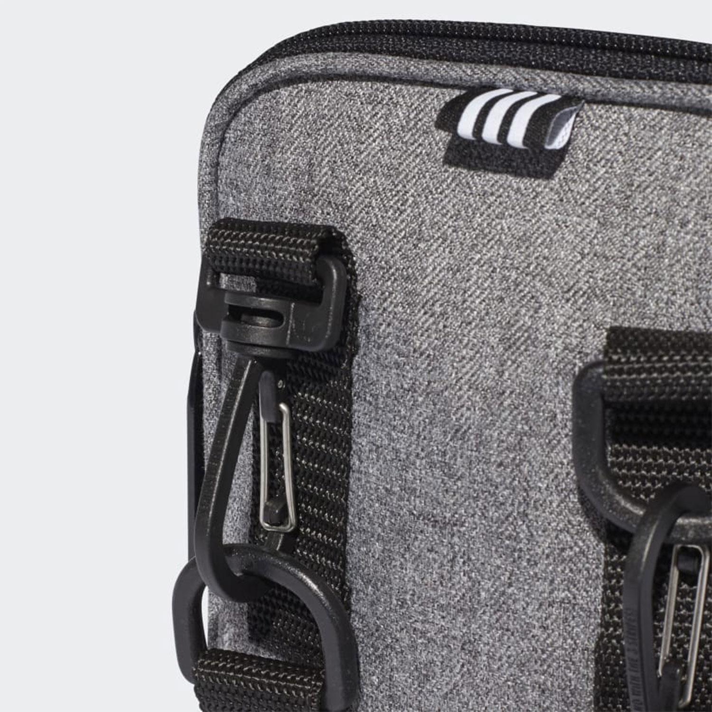 1ab18f971127c adidas Originals Festival Bag Casual grau weiß D98925 – Bild 5