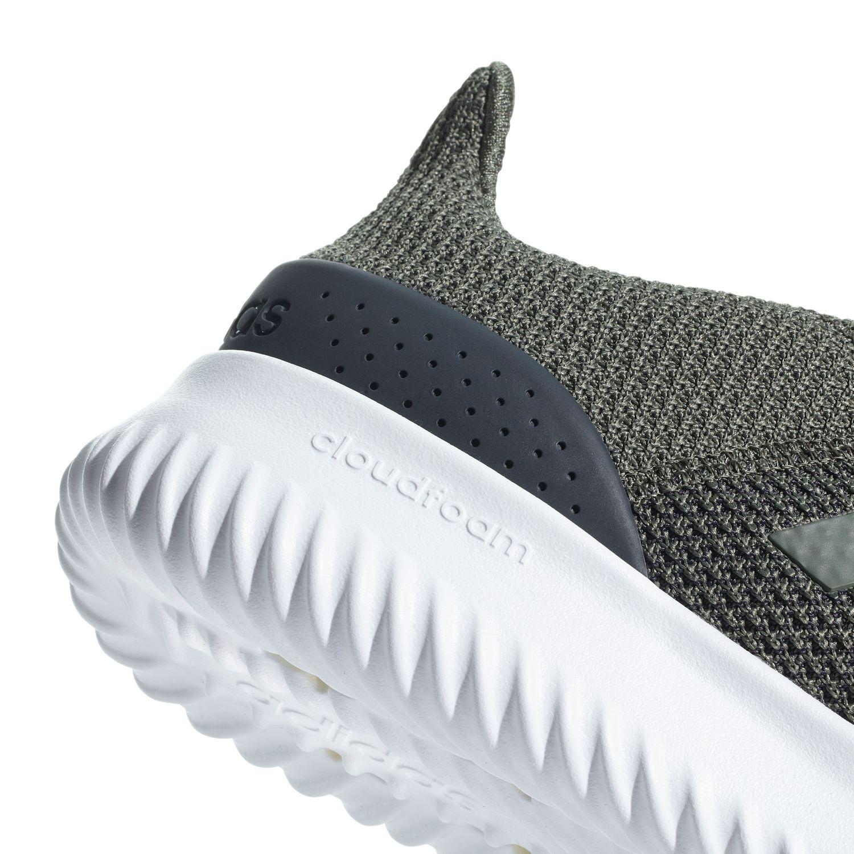 adidas neo Cloudfoam Ultimate Herren Sneaker grün weiß B43844