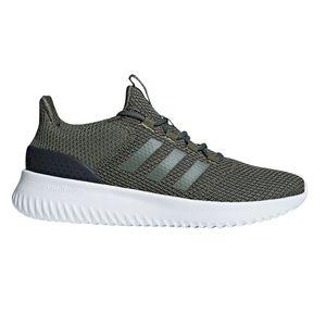 adidas neo Cloudfoam Ultimate Herren Sneaker grün weiß B43844 – Bild 1