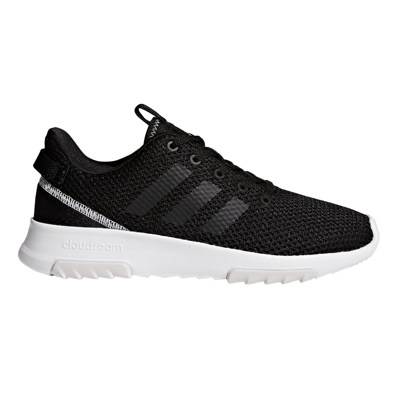 adidas neo CF Racer TR Damen Sneaker schwarz weiß CG5764
