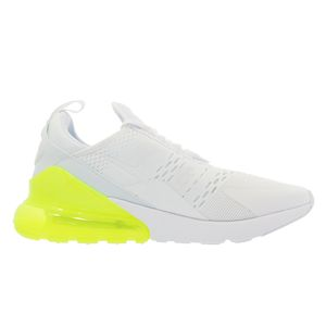 Nike Air Max 270 Herren Sneaker weiß gelb AH8050 104 – Bild 1