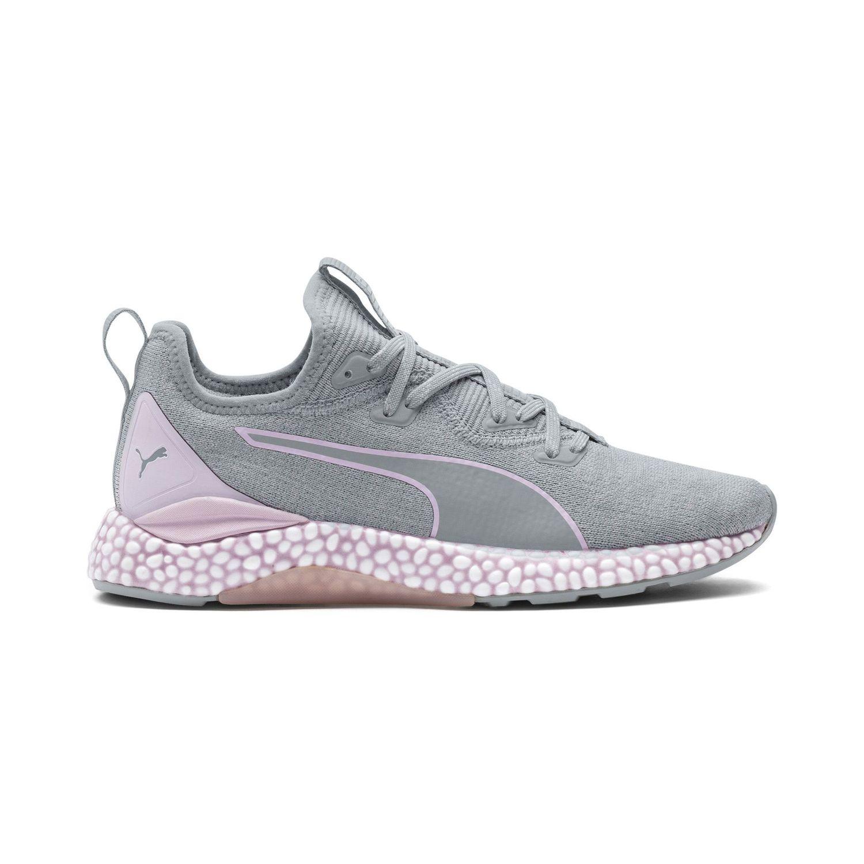 Puma Hybrid Runner Damen Sneaker grau rosa 191112 04