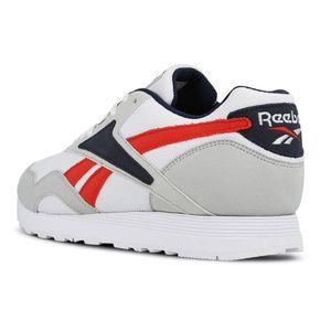 Reebok Classic Rapide MU Sneaker grau weiß blau rot CN5906 – Bild 3