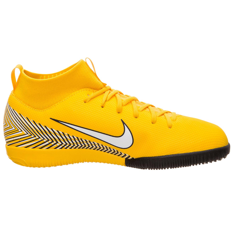 Nike JR Superfly 6 Academy GS NJR IC Hallenschuhe gelb AO2886 710