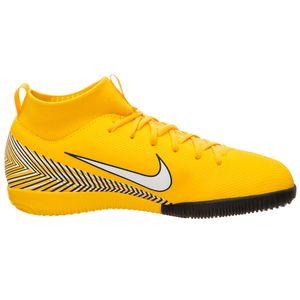 Nike JR Superfly 6 Academy GS NJR IC Hallenschuhe gelb AO2886 710 – Bild 1