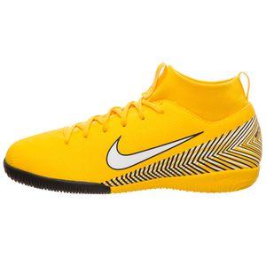 Nike JR Superfly 6 Academy GS NJR IC Hallenschuhe gelb AO2886 710 – Bild 2