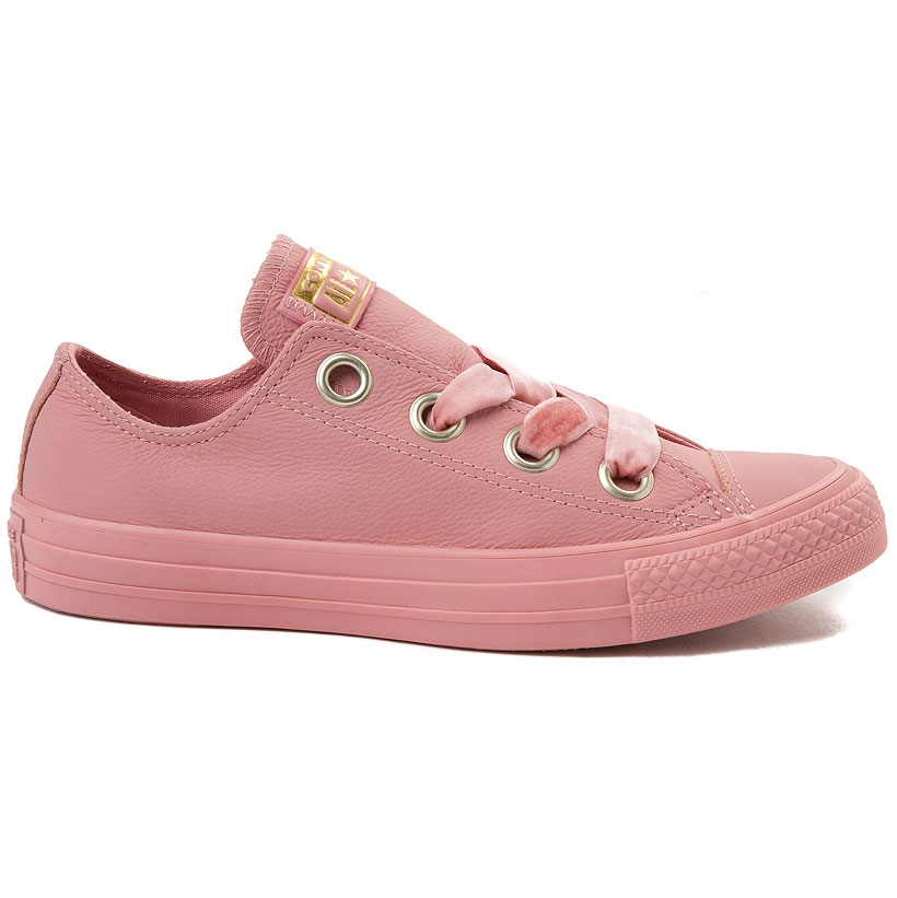 Converse CT AS Big Eyelets OX Chuck Taylor All Star rust pink