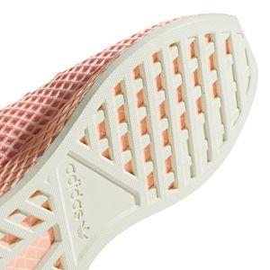 adidas Originals Deerupt Runner W Damen Sneaker clear orange B41727 – Bild 7