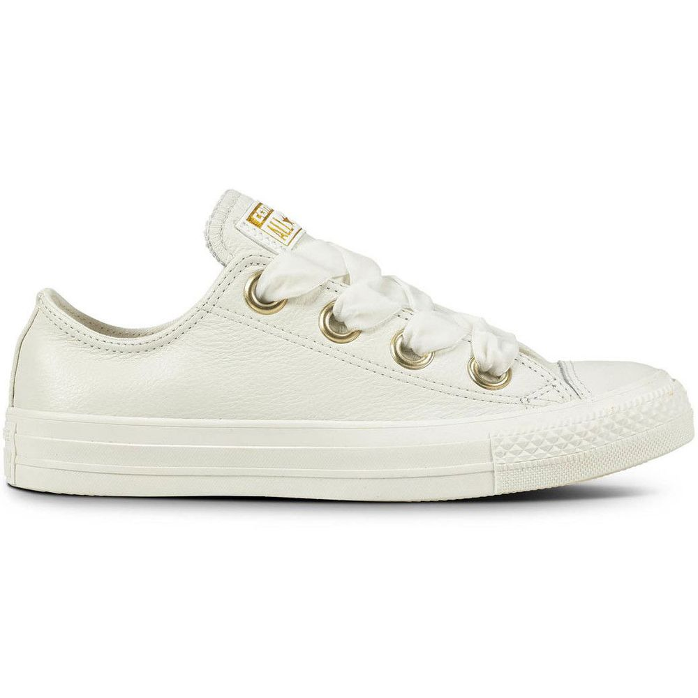 Converse CT AS Big Eyelets OX Chuck Taylor All Star vintage white
