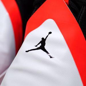 Nike Jordan Ultra Fly 3 Basketball Sneaker schwarz weiß neon AR0044 023 – Bild 4