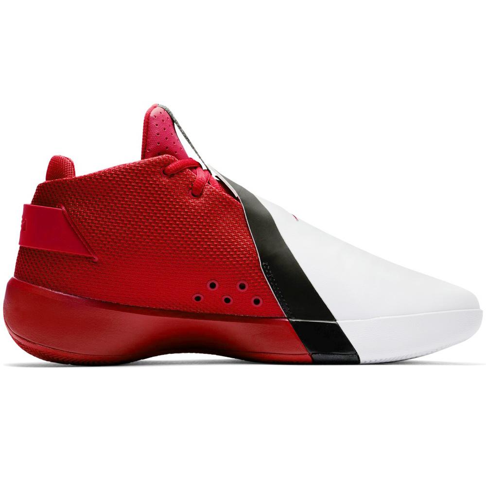 timeless design ba836 4cf4e Nike Jordan Ultra Fly 3 Basketball Sneaker rot weiß AR0044 6