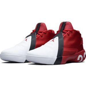 Nike Jordan Ultra Fly 3 Basketball Sneaker rot weiß AR0044 601 – Bild 3