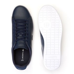 Lacoste Carnaby Evo 318 Leather Herren Sneaker blau 7-36SPM0012003 – Bild 3
